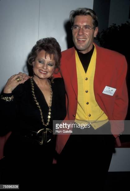 Tammy Faye Bakker Messner and Jim J Bullock