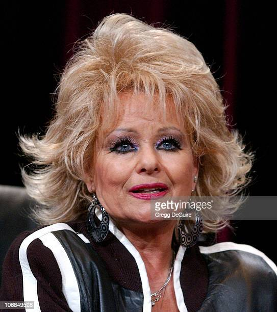 Women's Entertainment TCA Day New Documentary Tammy Faye Death Defying Press Conference at Universal Hilton Hotel in Universal City California United...