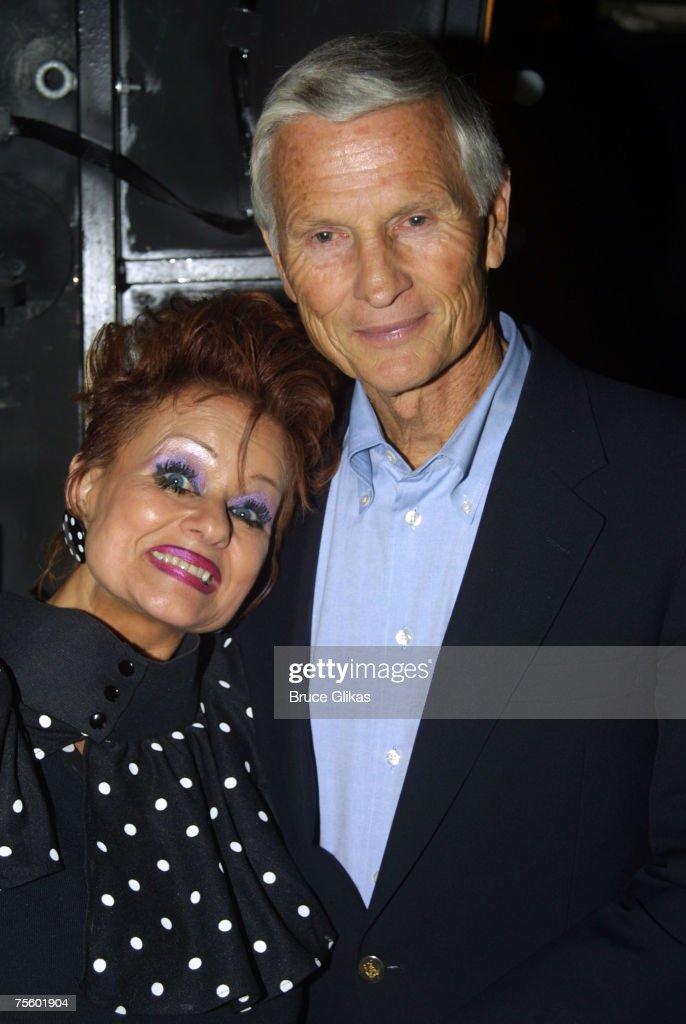 Tammy Faye Bakker Messner with husband Roe Messner