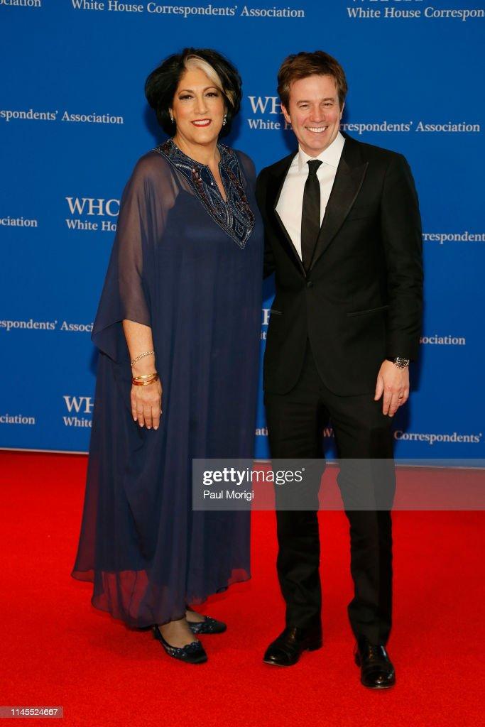 2019 White House Correspondents' Association Dinner - Arrivals : News Photo