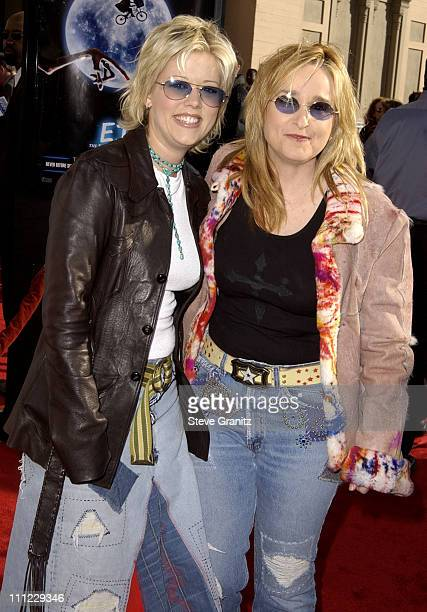 Tammy Lynn Michaels Melissa Etheridge during 20th Anniversary Premiere of Steven Spielberg's 'ET The ExtraTerrestrial' Arrivals at The Shrine...