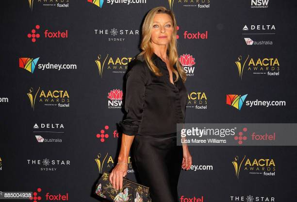 Tammy Macintosh attends the 7th AACTA Awards Presented by Foxtel | Industry Luncheon at The Star on December 4 2017 in Sydney Australia