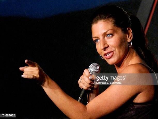 Tammy Pescatelli at the The Ice House in Pasadena California