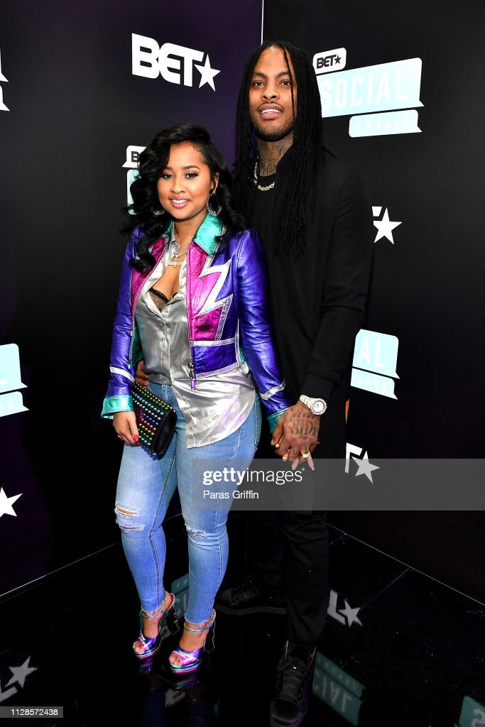 2019 BET Social Awards At The Tyler Perry Studios - Show : News Photo