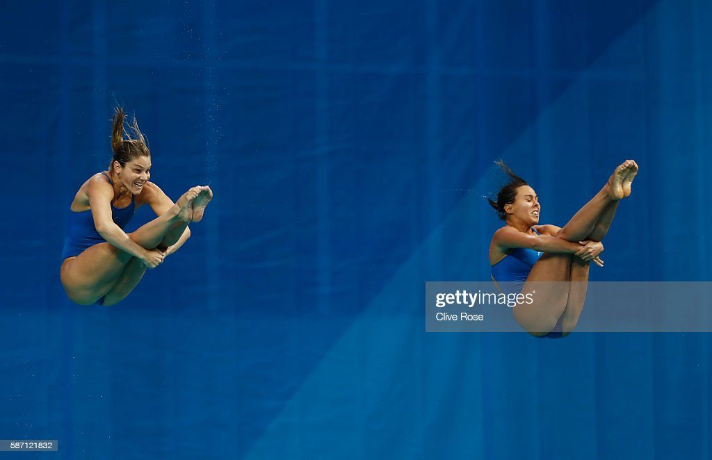 Diving - Olympics: Day 2 : News Photo