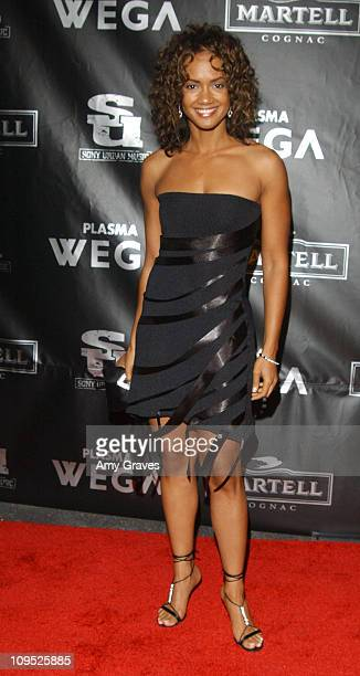 Tammy Townsend during Sony Urban Music PreBET Awards Party at SkyBar at Mondrian in West Hollywood California United States