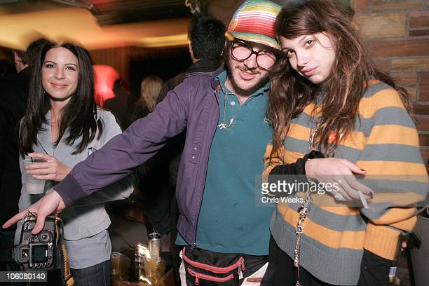 Tammy Trenta Cobrasnake and guests during NYLON Magazine GUYS Spring 2006 Issue Launch Party at Tropicana Bar at Tropicana Bar The Roosevelt Hotel in...