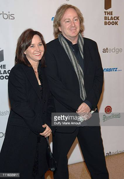 Tammy Wexler and Glen Wexler during 4th Annual Lucie Awards at American Airlines Theatre in New York City New York United States