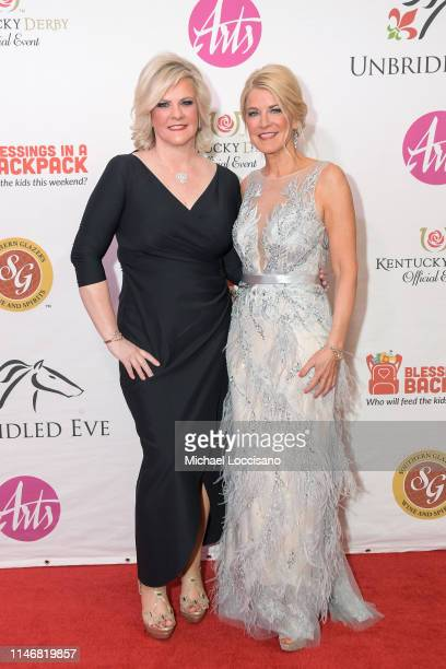 Tammy YorkDay and Tonya York attends the 145th Kentucky Derby Unbridled Eve Gala at The Galt House Hotel Suites Grand Ballroom on May 03 2019 in...