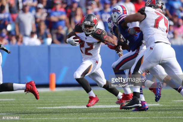 Tampa Bay Buccaneers running back Doug Martin runs during a National Football League game between the Tampa Bay Buccaneers and the Buffalo Bills on...