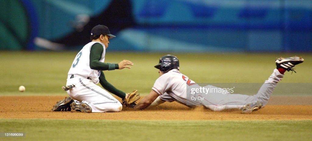 Boston Red Sox vs.Tampa Bay Devil Rays - September 28, 2003