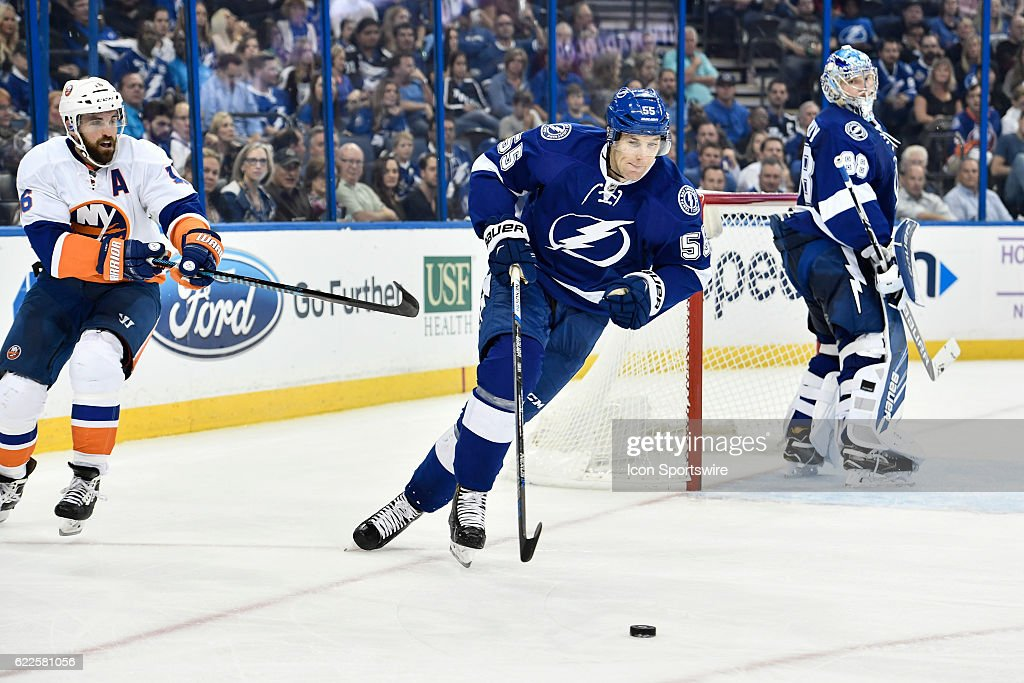 NHL: NOV 10 Islanders at Lightning : News Photo