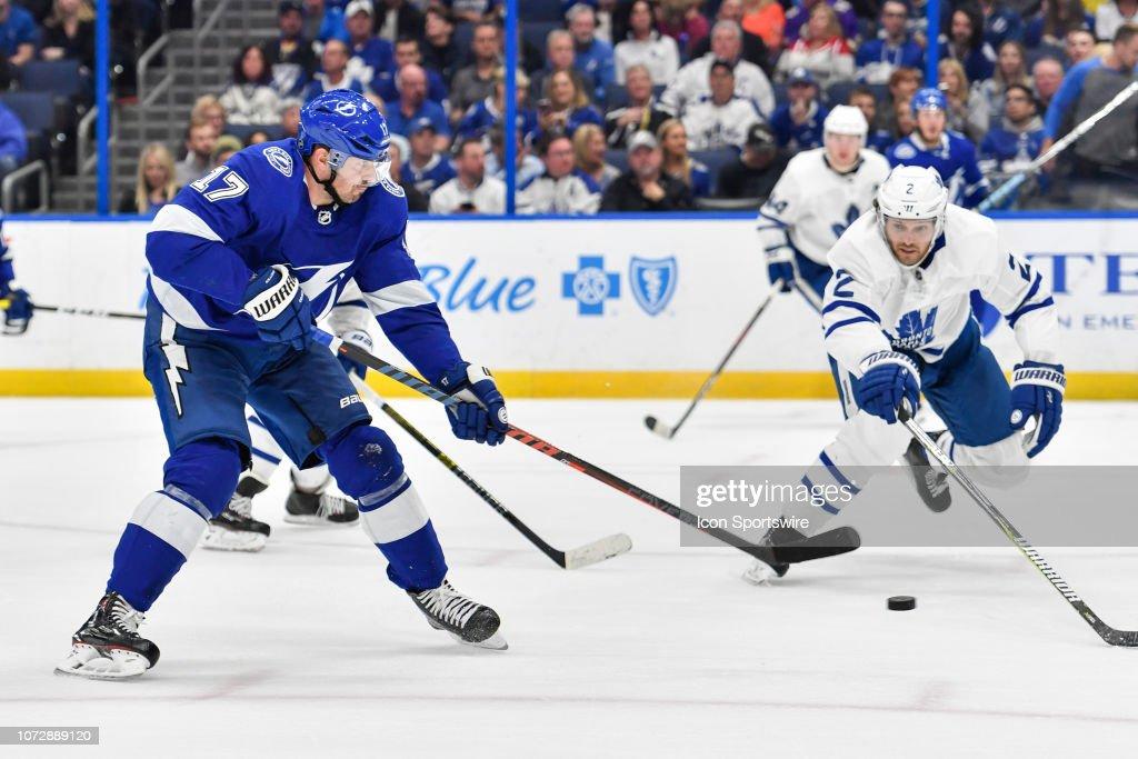 NHL: DEC 13 Maple Leafs at Lightning : News Photo