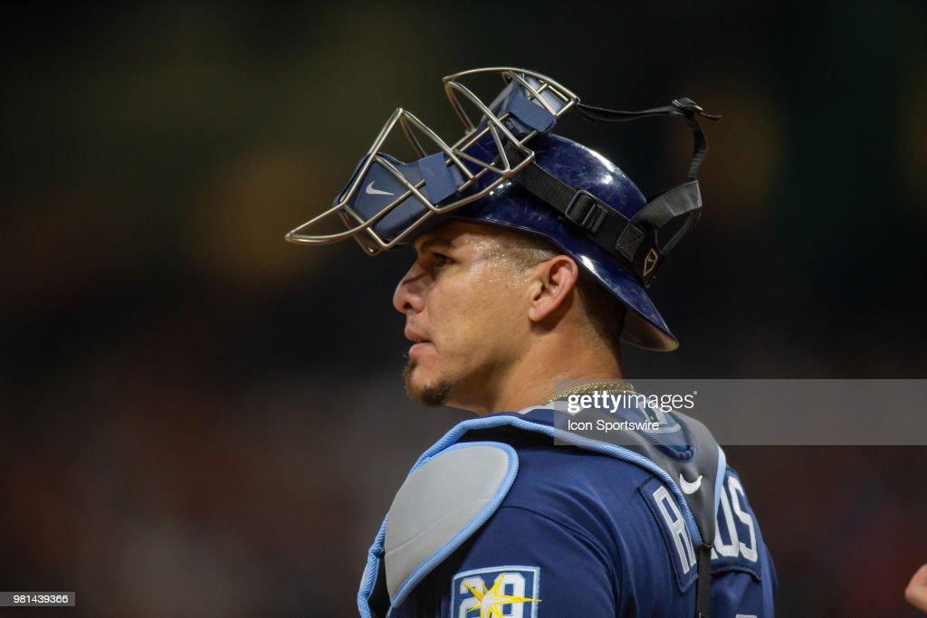 MLB: JUN 20 Rays at Astros : News Photo