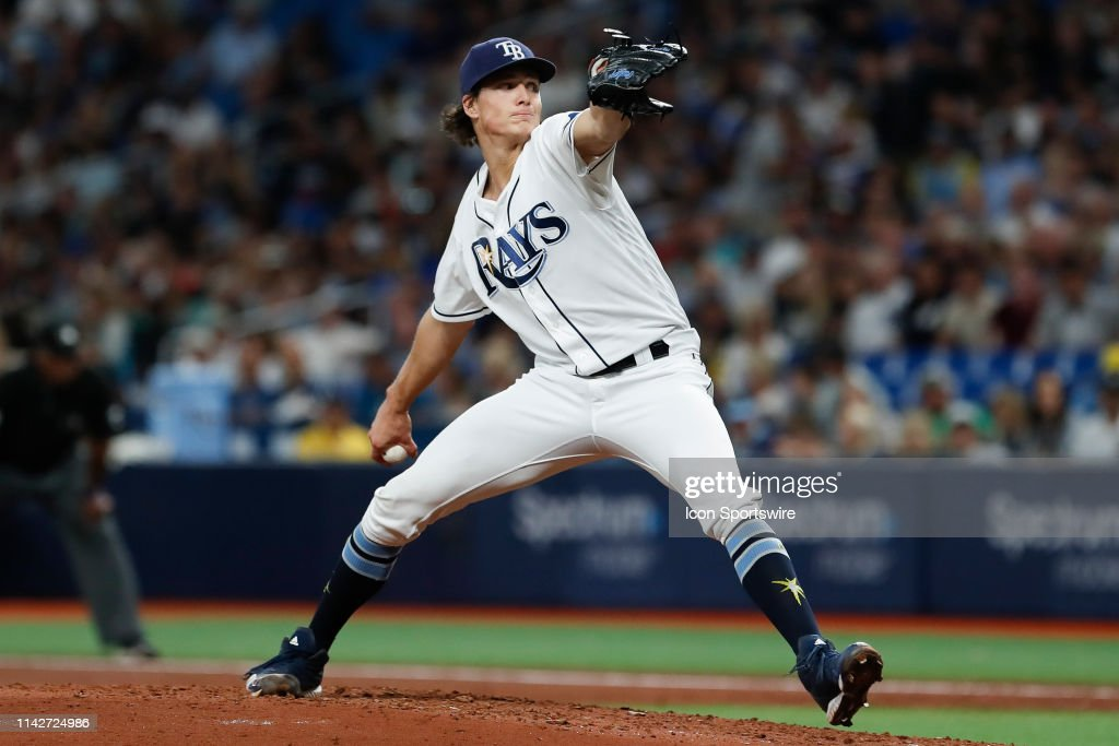 MLB: MAY 10 Yankees at Rays : ニュース写真