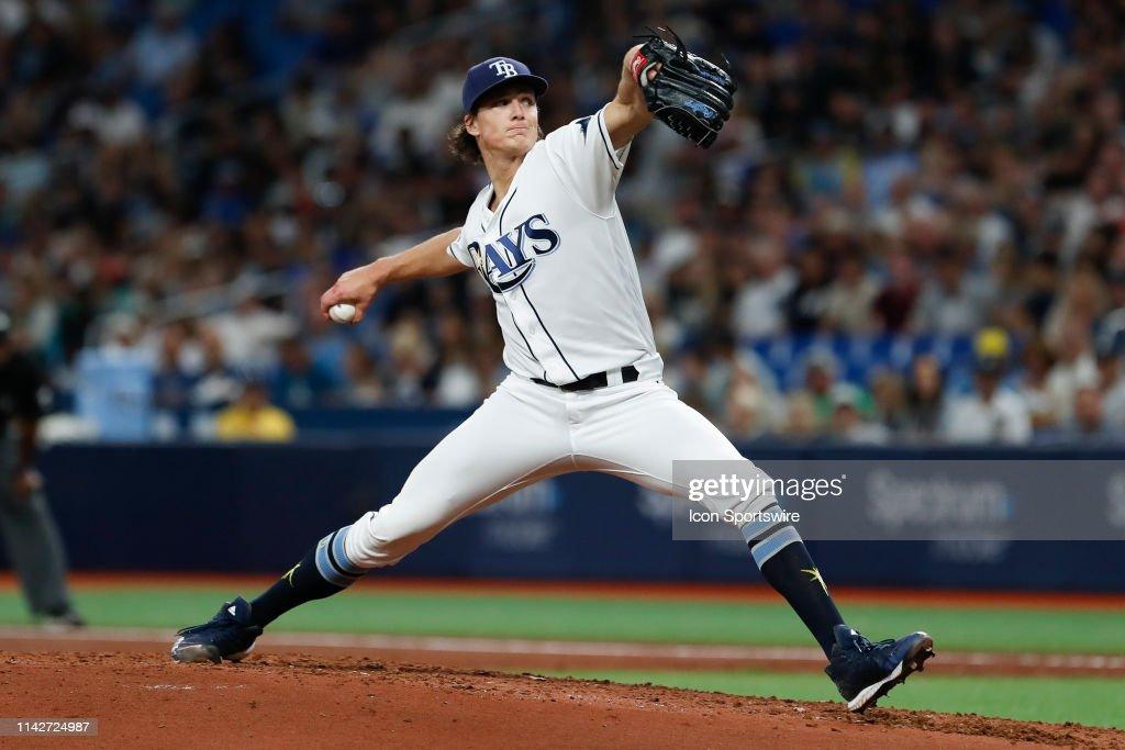 MLB: MAY 10 Yankees at Rays : News Photo