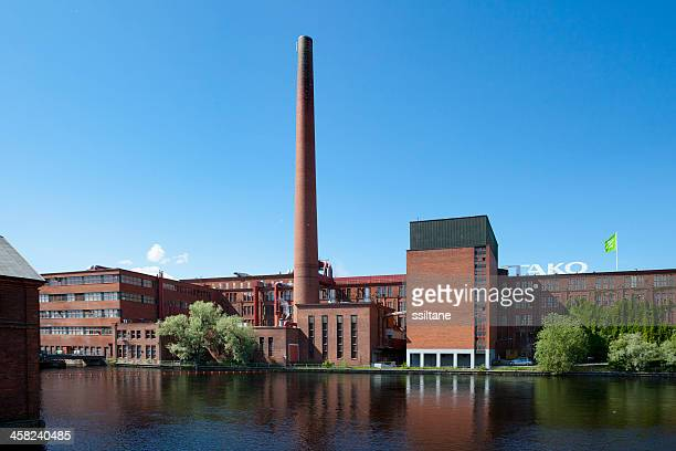 Tampere Finland Factory