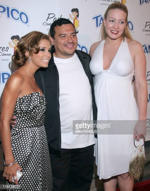 Tampico Beverages' El Sueno de Esperanza GaLa Benefiting Padres Contra El Cancer in Universal City United States on September 06 2006 Eva Longoria...
