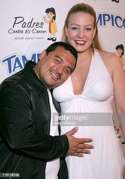 Tampico Beverages' El Sueno de Esperanza GaLa Benefiting Padres Contra El Cancer in Universal City, United States on September 06, 2006 - Carlos...