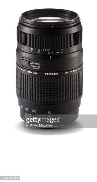 A Tamron AF 70300mm f/456 Di LD Macro telephoto zoom camera lens taken on November 25 2016