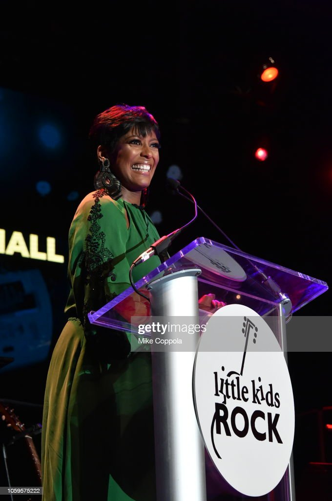 10th Annual Little Kids Rock Benefit Concert: Celebrating Lives Transformed Through Music Education : News Photo