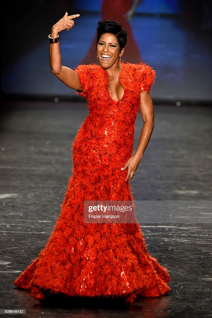 The American Heart Association's Go Red For Women Red Dress Collection 2016 Presented By Macy's - Runway : News Photo