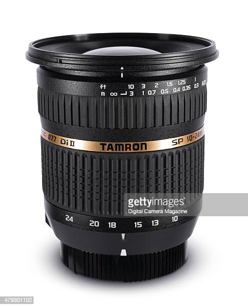 A Tamron SP AF 1024mm f/3545 Di II ultrawide angle zoom lens taken on August 10 2014