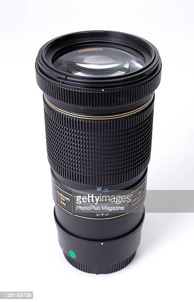 A Tamron SP AF 180mm f/35 Di Macro lens session for PhotoPlus on May 18 2011