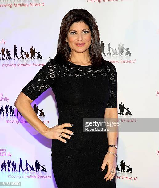 Tamsen Fadal attends Moving Families Forward 2016 Gala Benefiting Ackerman Institute for the Family at The Waldorf=Astoria on October 24, 2016 in New...