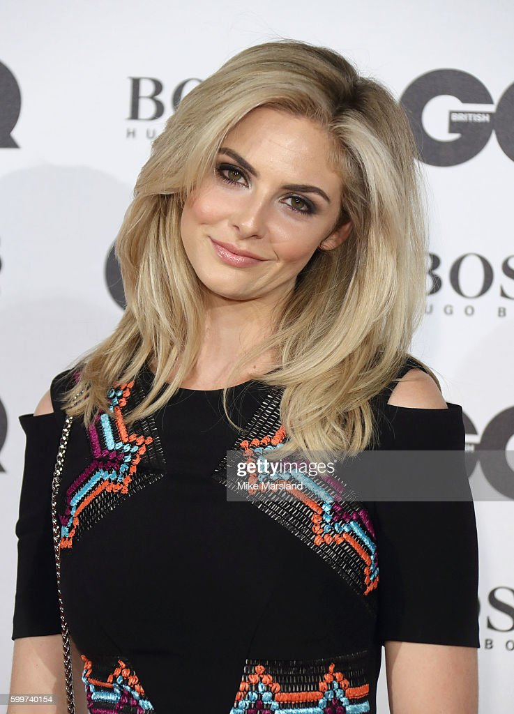 Tamsin Egerton arrives for GQ Men Of The Year Awards 2016 at