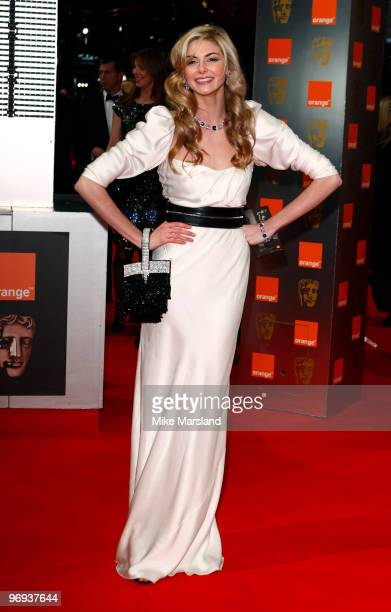 Tamsin Egerton attends The Orange British Academy Film Awards 2010 at The Royal Opera House on February 21, 2010 in London, England.