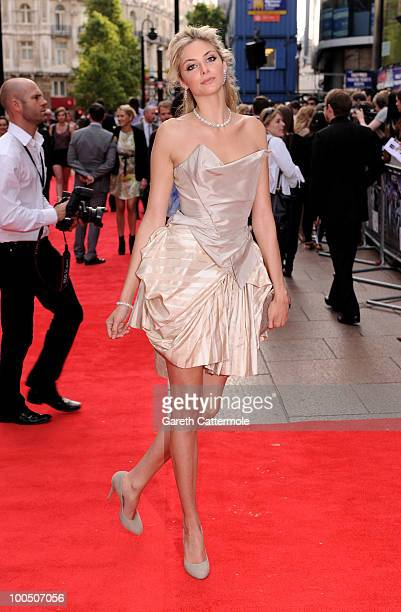 Tamsin Egerton attends the World Premiere of 421 at the Empire Leicester Square on May 25 2010 in London England