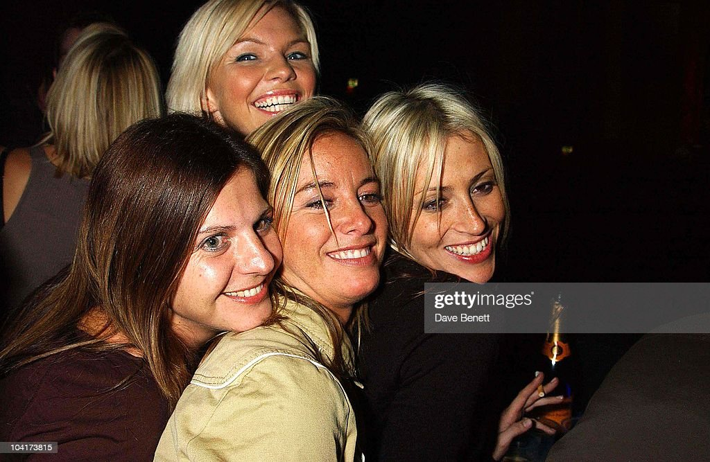 Tamsin Outhwaite, Nicole Appleton And Kate Thornton, Justin Timberlake Performs At The Coronet, A New Venue In London S Elephant And Castle, Where He Decided To Throw A Surprise Secret Gig