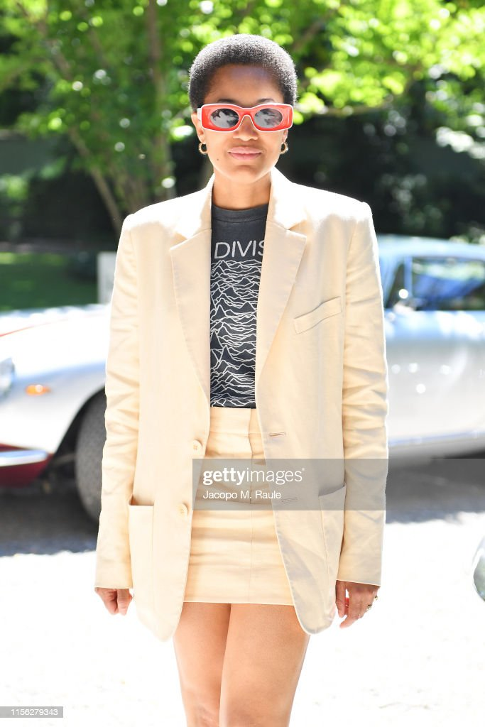 Tamu Mcpherson Attends The Tod S Show At Milan Men S Fashion Week News Photo Getty Images