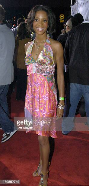 Tamyra Gray during Rock The Vote 2004 National Bus Tour Concert June 16 2004 at Avalon in Hollywood California United States