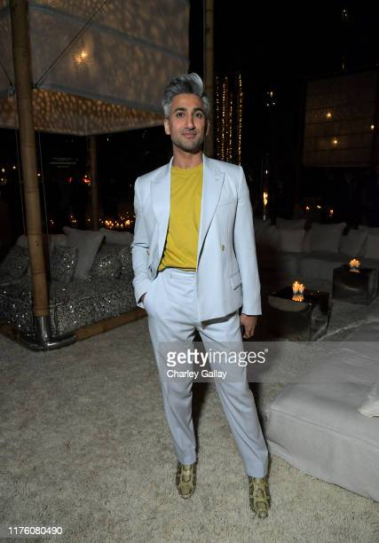 Tan France attends Ted Sarandos' 2019 Annual Netflix Emmy Nominee Toast at a private residence on September 20, 2019 in Los Angeles, California.