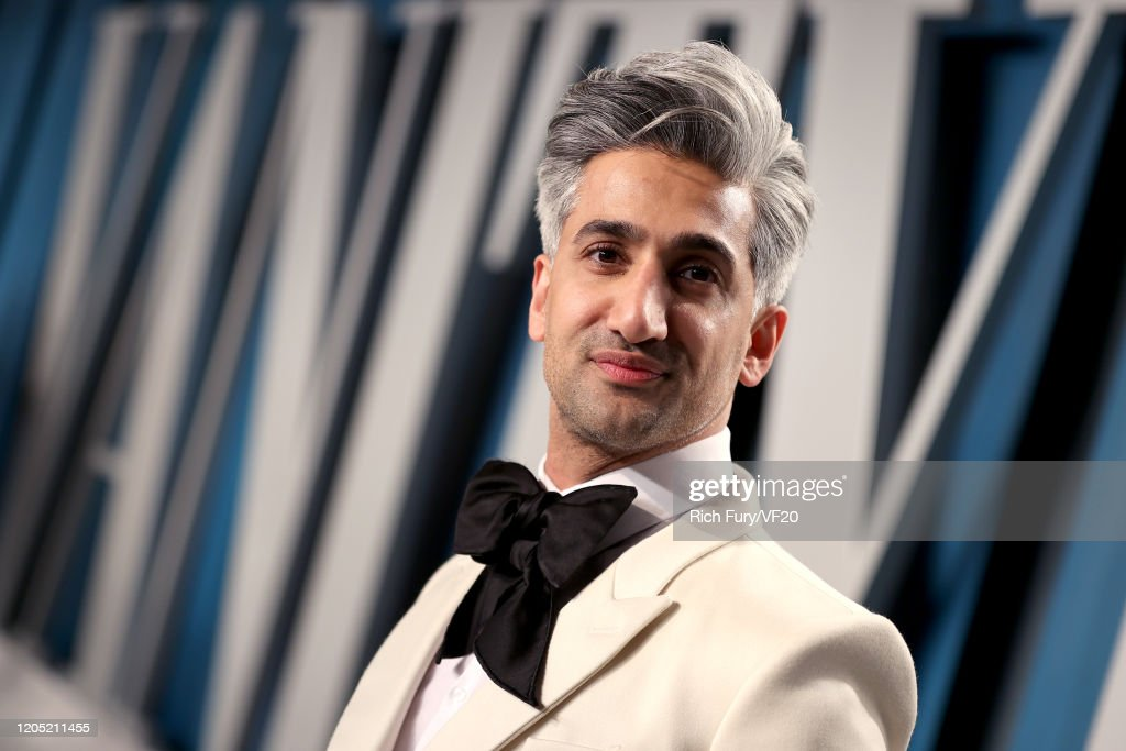 2020 Vanity Fair Oscar Party Hosted By Radhika Jones - Roaming Arrivals : News Photo