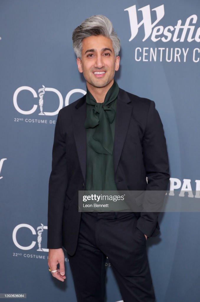22nd Costume Designers Guild Awards - Arrivals : News Photo