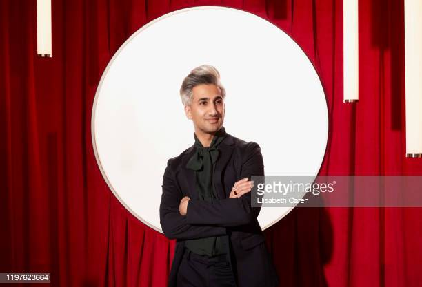 Tan France attends the 22nd Costume Designers Guild Awards at The Beverly Hilton Hotel on January 28 2020 in Beverly Hills California