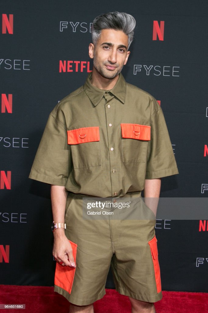 """#NETFLIXFYSEE Event For """"Queer Eye"""" - Arrivals : News Photo"""