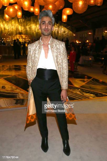 Tan France attends the Netflix's 71st Emmy Awards After Party on September 22, 2019 in Hollywood, California.