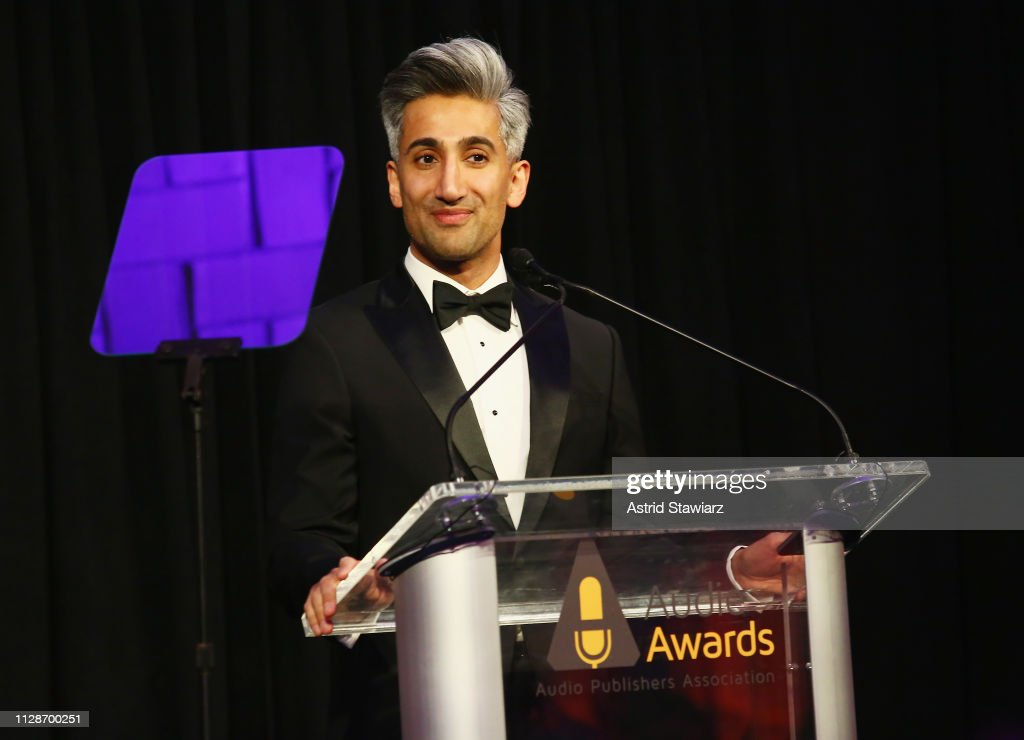 Tan France Hosts The 2019 Audie Awards : News Photo
