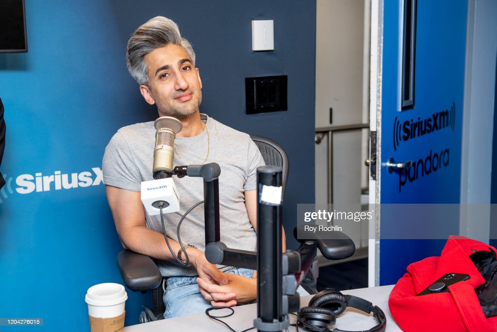Celebrities Visit SiriusXM - February 5, 2020 : News Photo