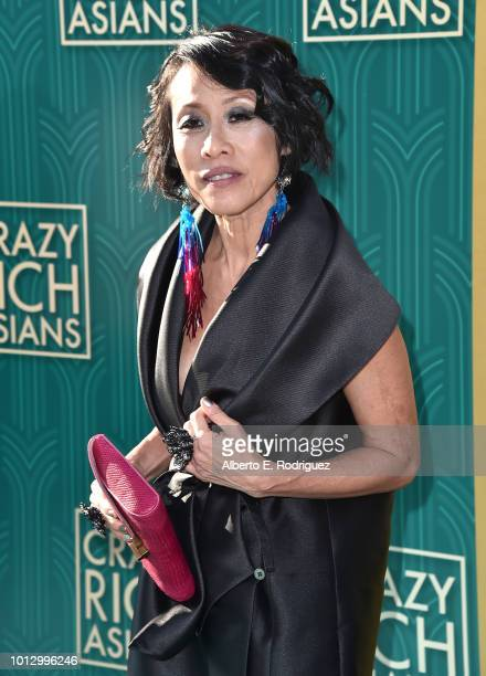 """Tan Kheng Hua attends the premiere of Warner Bros. Pictures' """"Crazy Rich Asiaans"""" at TCL Chinese Theatre IMAX on August 7, 2018 in Hollywood,..."""