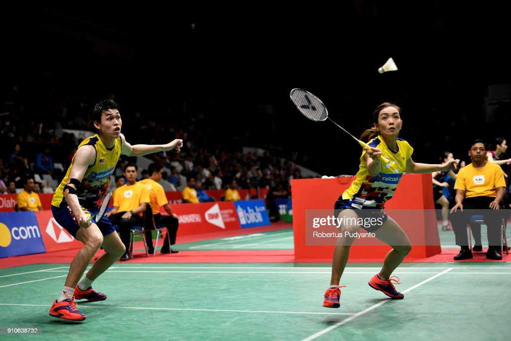 Daihatsu Indonesia Masters 2018 : News Photo