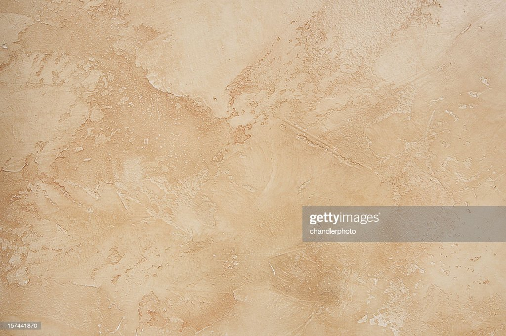A tan, marble, vintage background : Stock Photo