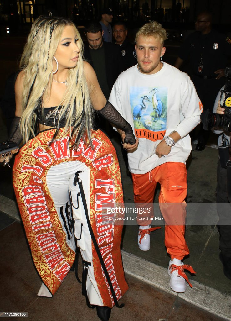Celebrity Sightings in Los Angeles - October 11, 2019 : News Photo