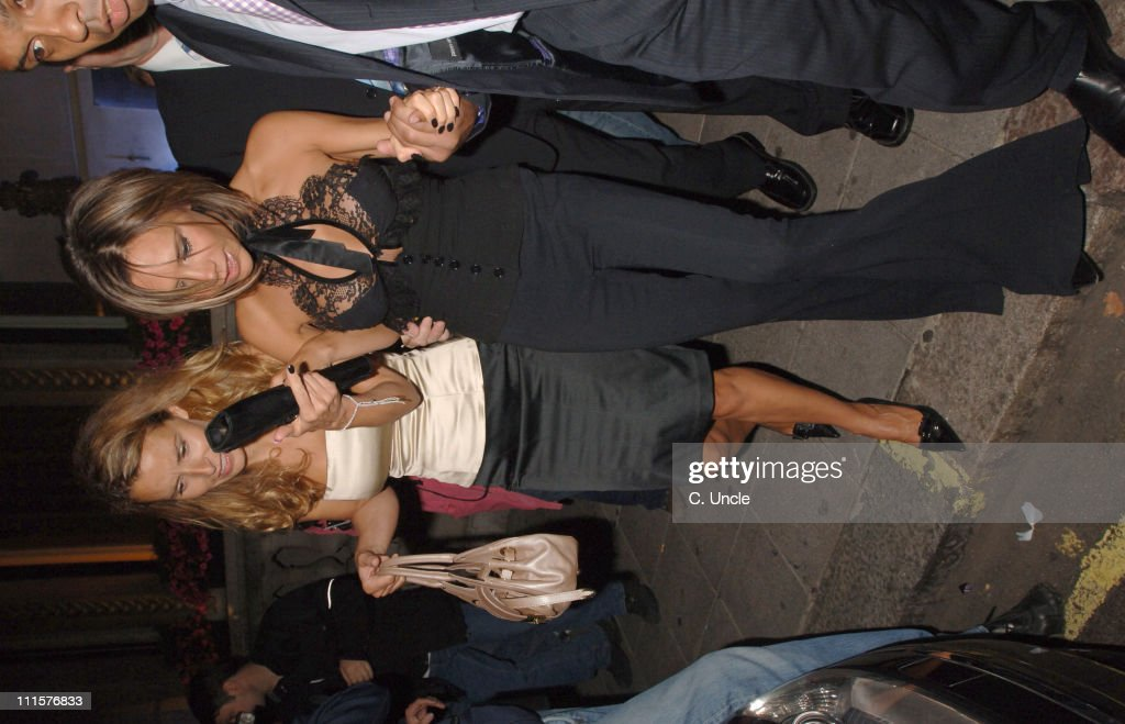 Victoria Beckham Sighting at Fifty - August 22, 2006