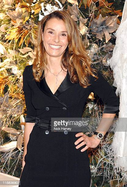 Tana Ramsay during The 225th Asprey Party Inside Arrivals at New Bond Street in London Great Britain
