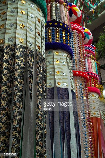tanabata festival - festival tanabata foto e immagini stock